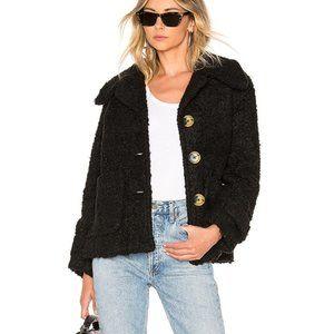 Free People Teddy Women's Coat. L, XS